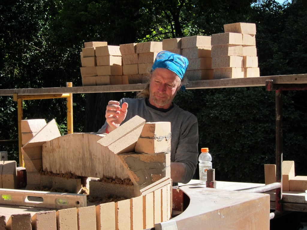 best wood-fired oven dave master builder