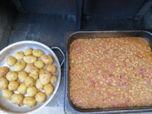 Cook-for-three-days-potatoes-beans