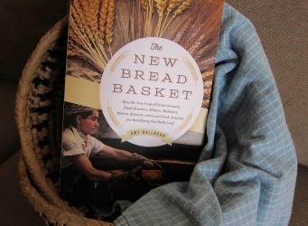 The New Bread Basket, wood-fired ovens, pizza ovens, revival baking, wheat