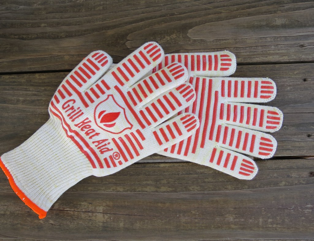 oven gloves heat resistant firefighter material