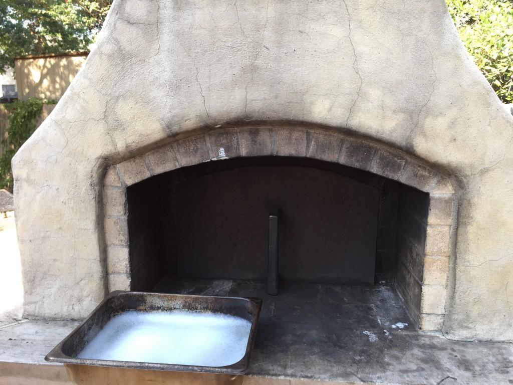 my oven smoke-arch-minor-cracks-surface-stucco