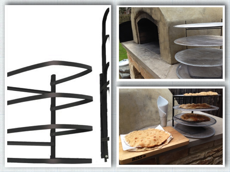 foolproof pizza tips cooling rack wire mesh for pizza oven wood-fired oven