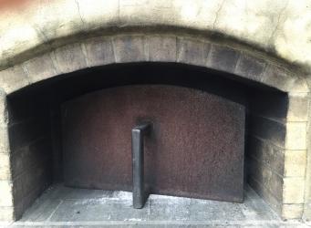 oven door for wood-burning oven pizza oven door