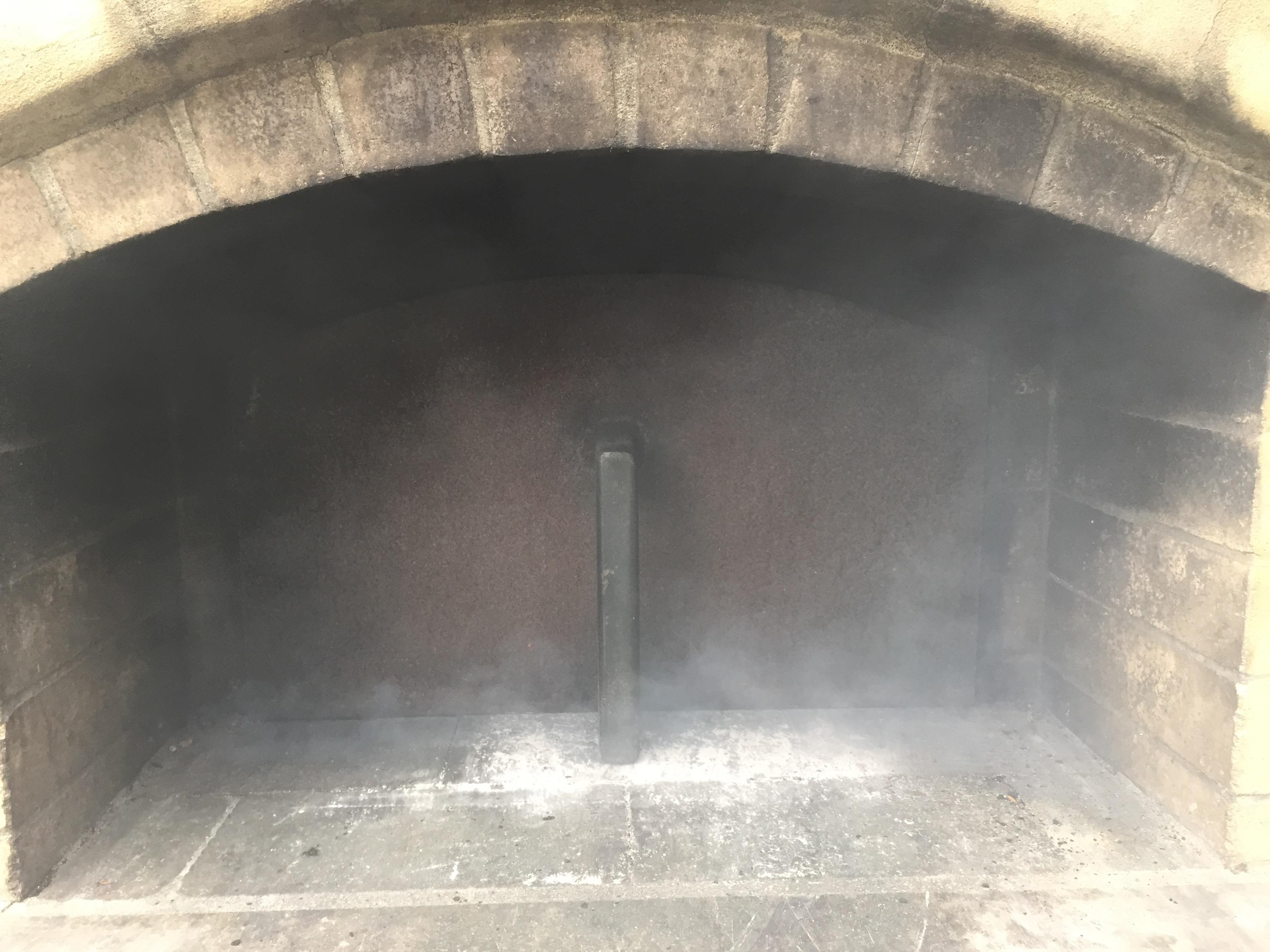Gentil Oven Door Create Smoke IMG_6225