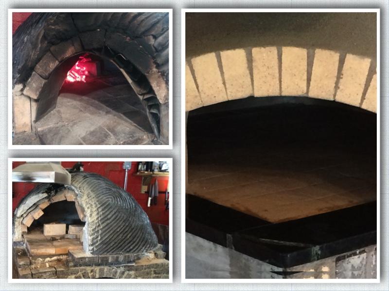 il forno repair arch