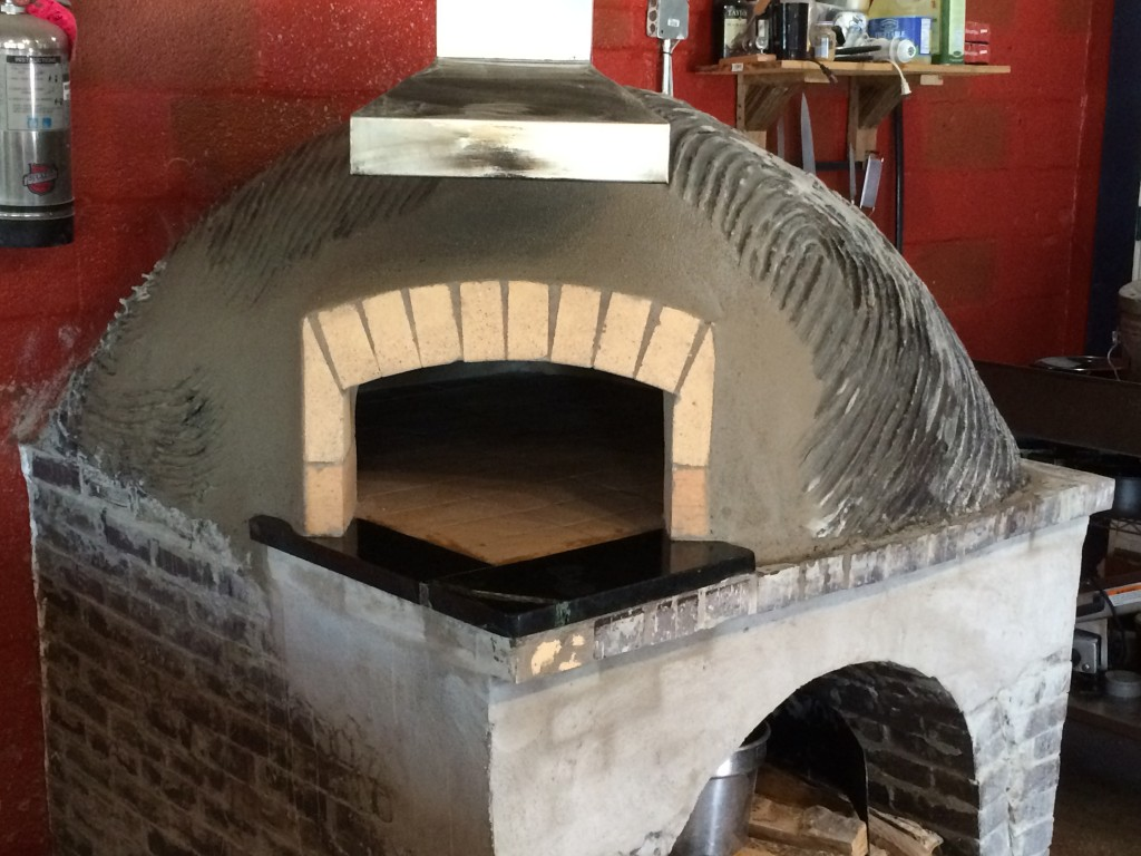 il forno repair after