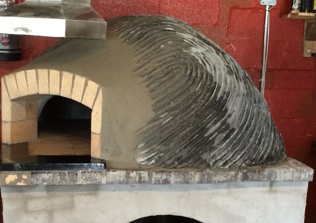 Il Forno oven repair complete
