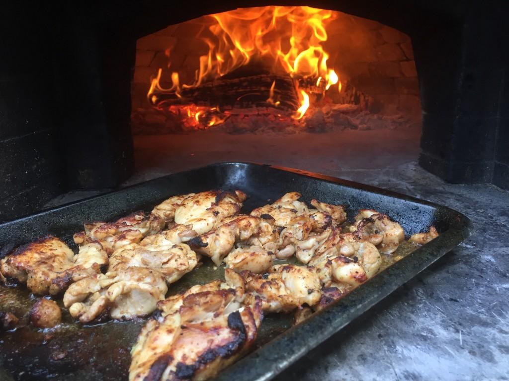 best wood-fired chicken