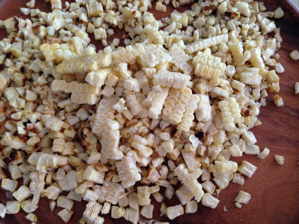nutritional value summer corn