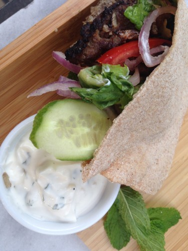 best homemade gyro tzatziki