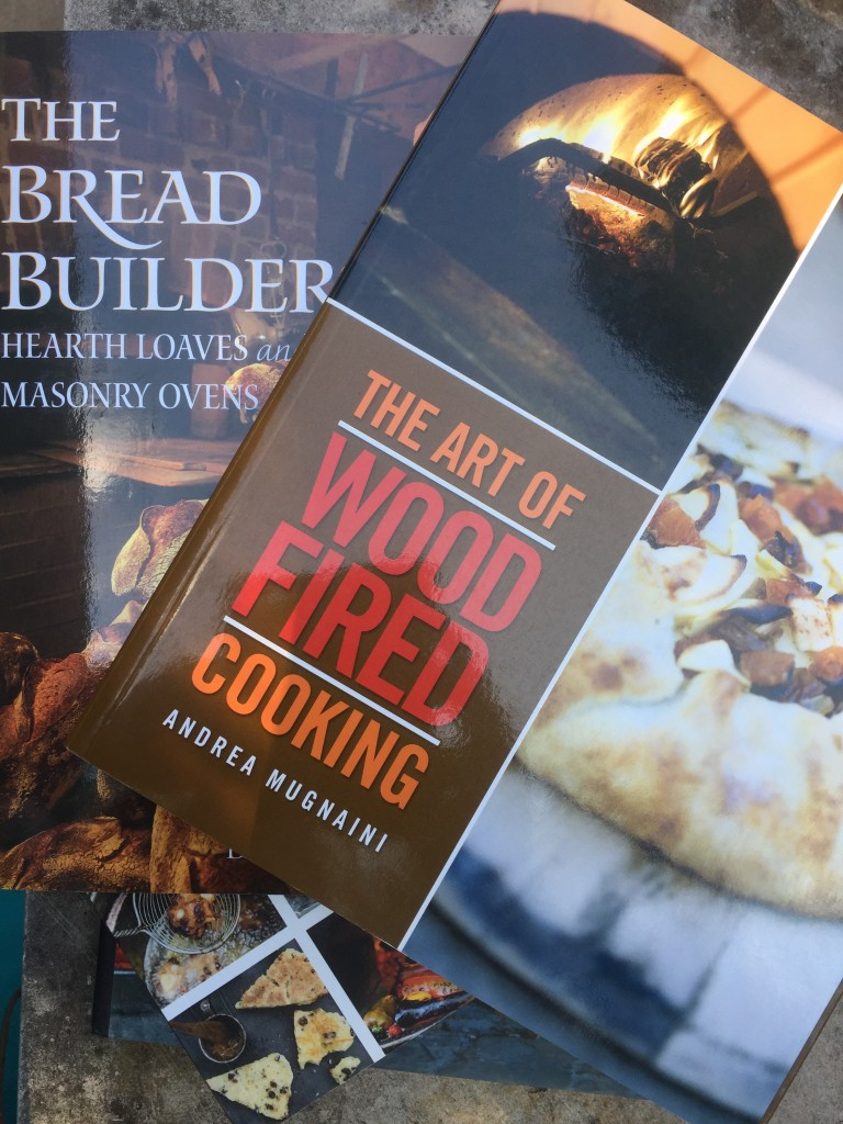 best wood-fired cook book
