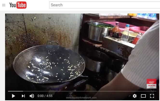 wok pan demo