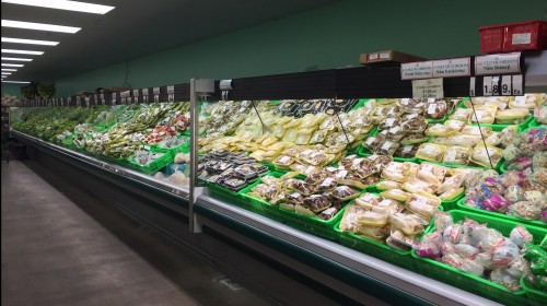 wok pan MT supermarket