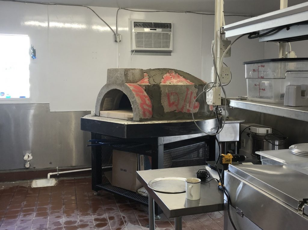 forno bravo kit as an oven core steel stand for oven core restaurant pizza oven core